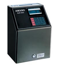 Amano MJR-8000  Computerized Time Clock