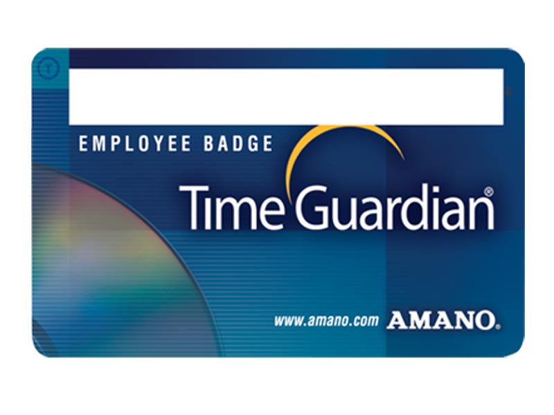 Amano Time Guardian Mag Stripe Badges (76 to 100) - AXG-076100