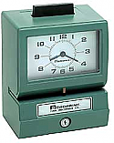 Acroprint 125QR3 Heavy Duty Time Clock
